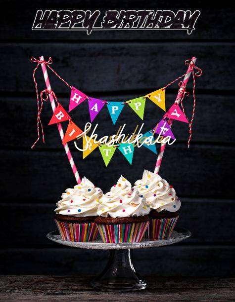 Happy Birthday Shashikala