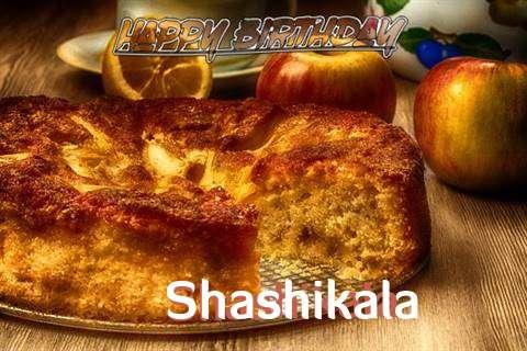 Happy Birthday Wishes for Shashikala