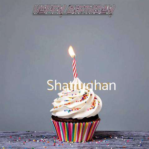 Happy Birthday to You Shatrughan
