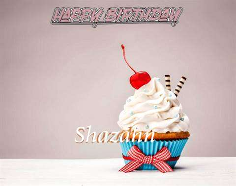 Wish Shazahn