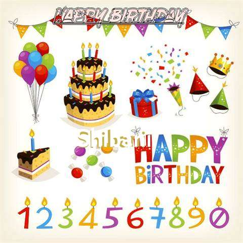 Birthday Images for Shibani