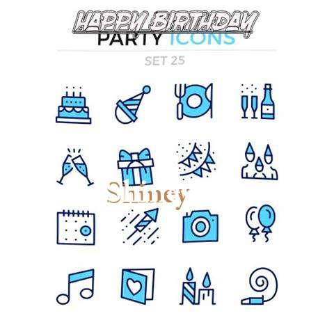 Happy Birthday Wishes for Shiney