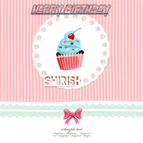 Happy Birthday to You Shirish
