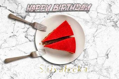 Happy Birthday Shivaleeka