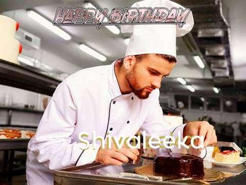 Happy Birthday to You Shivaleeka
