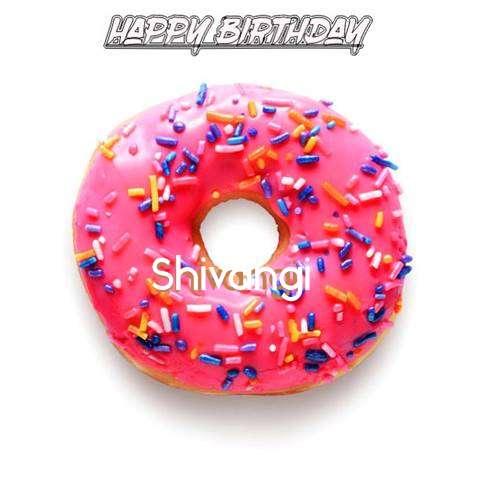 Birthday Images for Shivangi