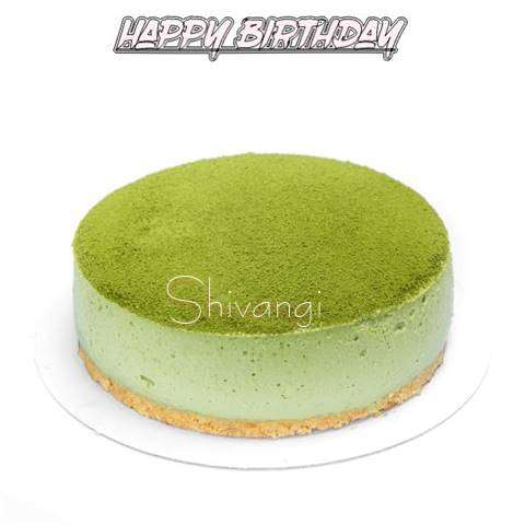 Happy Birthday Cake for Shivangi