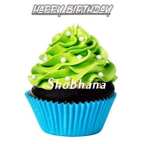 Happy Birthday Shobhana