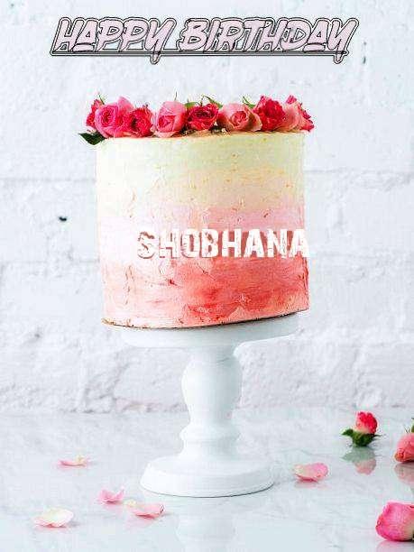 Birthday Images for Shobhana