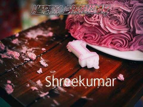 Shreekumar Birthday Celebration