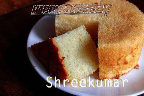 Happy Birthday to You Shreekumar