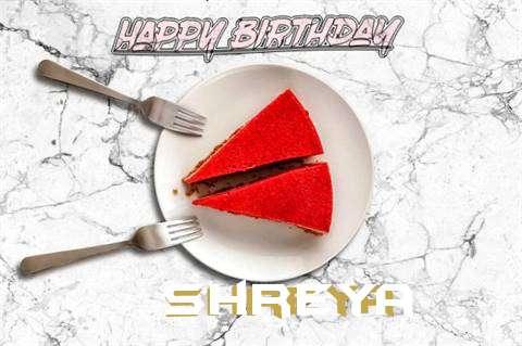 Happy Birthday Shreya