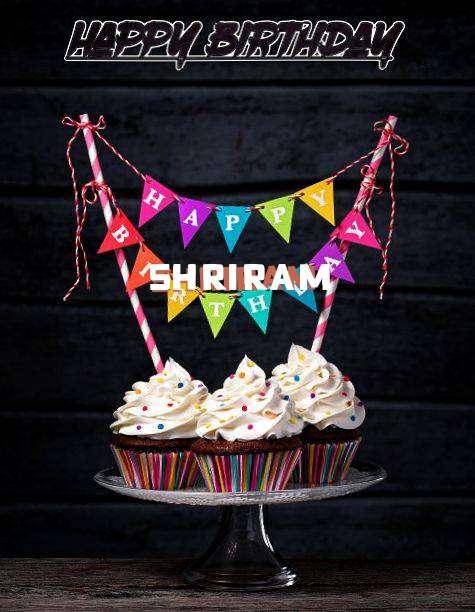 Happy Birthday Shriram