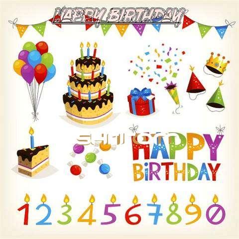 Birthday Images for Shriram