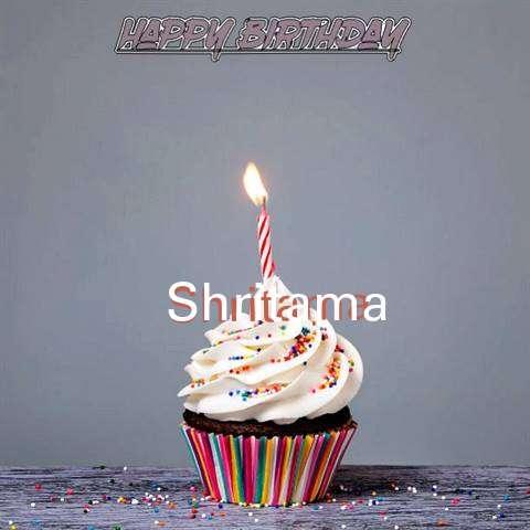 Happy Birthday to You Shritama