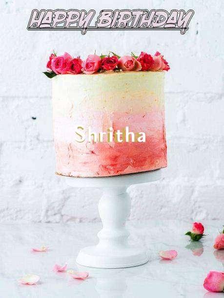 Birthday Images for Shritha