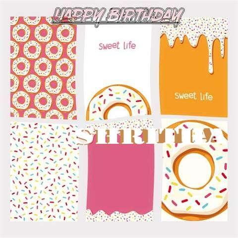Happy Birthday Cake for Shritha