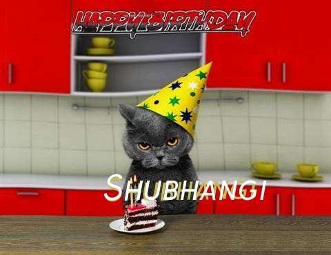 Happy Birthday Shubhangi