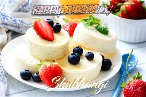 Happy Birthday Wishes for Shubhangi
