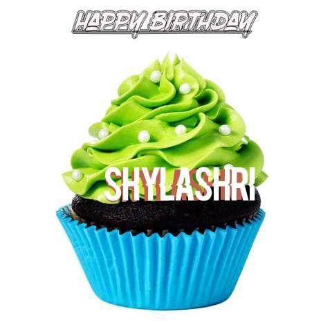 Happy Birthday Shylashri