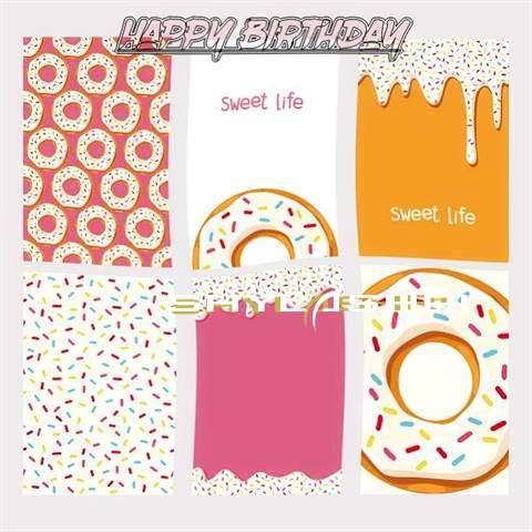 Happy Birthday Cake for Shylashri