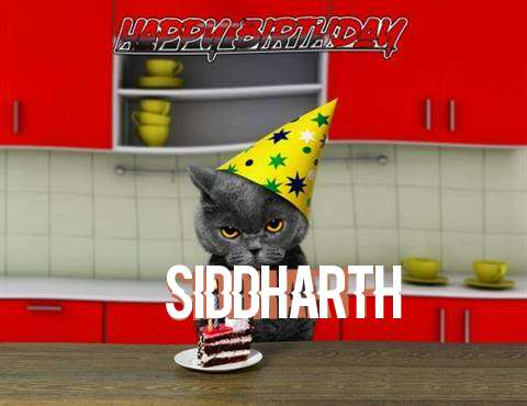 Happy Birthday Siddharth