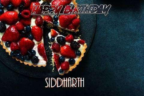 Siddharth Birthday Celebration