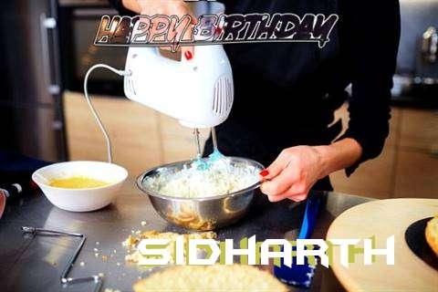 Happy Birthday Sidharth