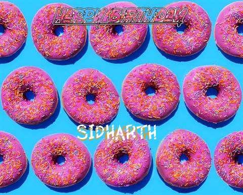 Wish Sidharth