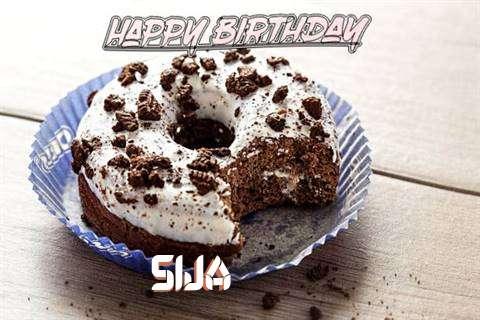 Happy Birthday Sija