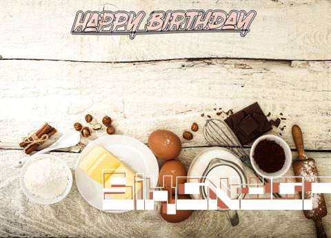 Happy Birthday Sikandar Cake Image