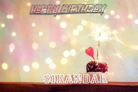 Sikandar Birthday Celebration
