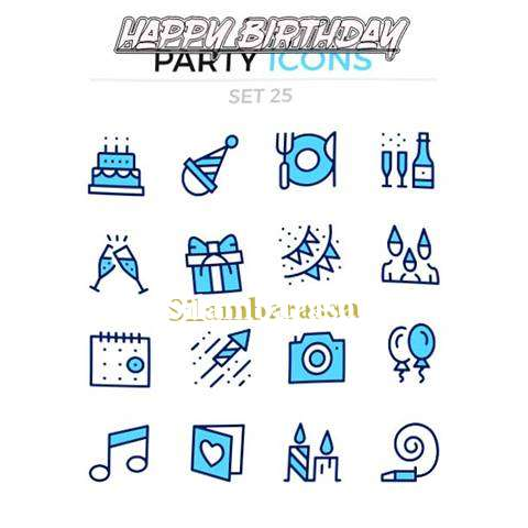 Happy Birthday Wishes for Silambarasan