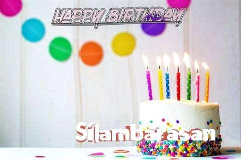 Happy Birthday Cake for Silambarasan
