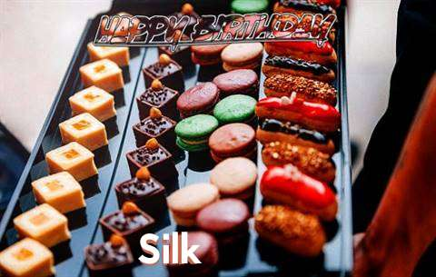 Happy Birthday Silk