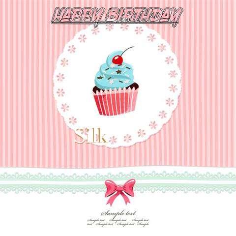 Happy Birthday to You Silk