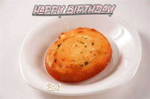 Happy Birthday Cake for Simi