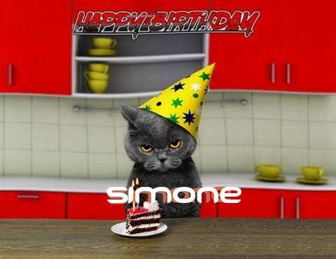 Happy Birthday Simone