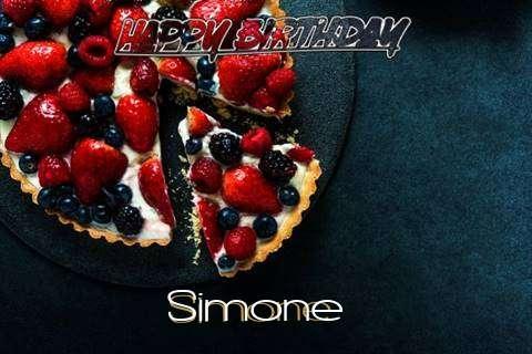 Simone Birthday Celebration