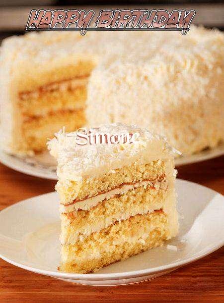 Wish Simone