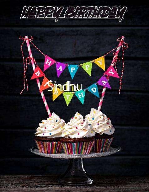 Happy Birthday Sindhu