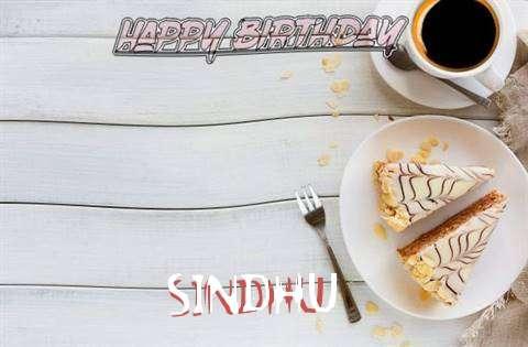Sindhu Cakes