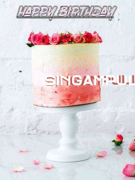 Birthday Images for Singampuli