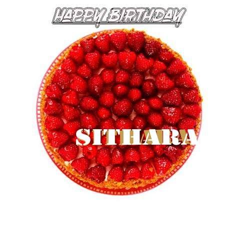 Happy Birthday to You Sithara
