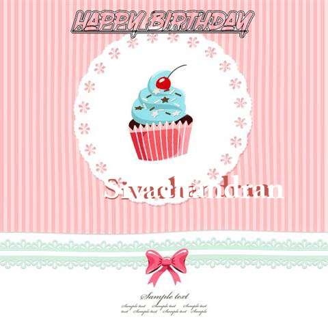 Happy Birthday to You Sivachandran
