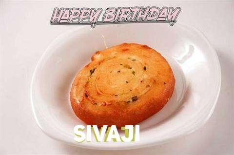 Happy Birthday Cake for Sivaji