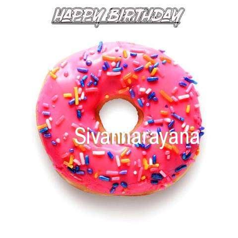 Birthday Images for Sivannarayana
