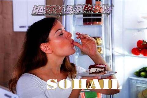 Happy Birthday to You Sohail