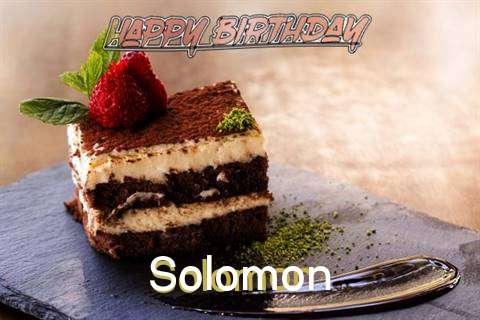 Solomon Cakes