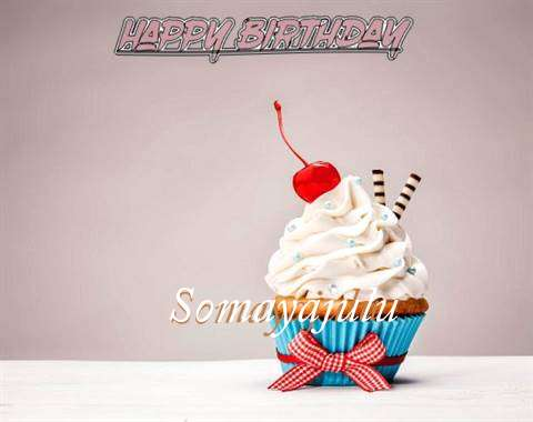 Wish Somayajulu